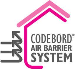 CodeBord® Air Barrier System logo