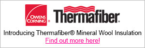 Introducing Thermafiber® Mineral Wool Insulation. Find out more here!