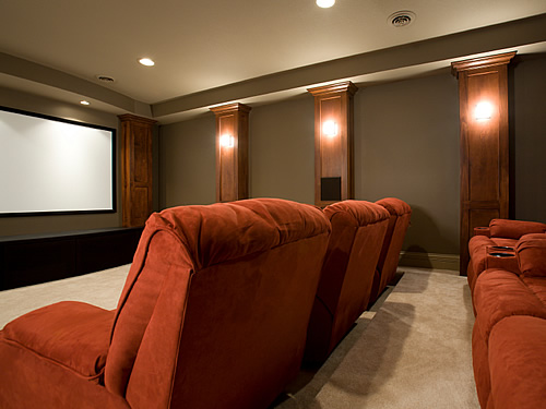 Owens Corning Home Theatre Insulation