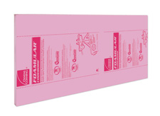 Owens corning foamular codebord extruded polystyrene for Pink insulation r value